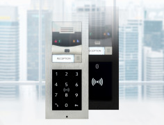 RFID SOLUTION FOR INTERCOM IP TERMINALS