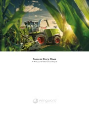 Sucess Story Agricultural Machinery Production