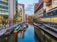 Paddington regeneration scheme protected with Cygnus alarm system