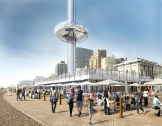 British Airways i360 Named World's Most Slender Tower!