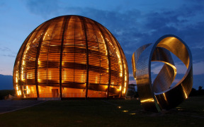 CERN - EUROPEAN ORGANIZATION FOR NUCLEAR RESEARCH