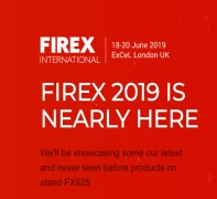AW Technology to make mark at prestigious FIREX International 2019