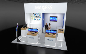 Maxxess to demonstrate eFusion integrations with advanced video at IFSEC