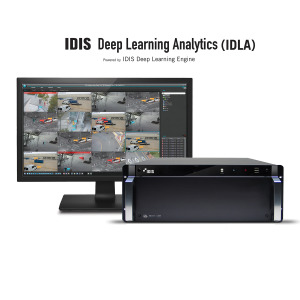IDIS LAUNCHES AI IN THE BOX DEEP LEARNING ANALYTICS