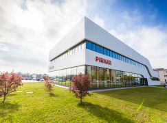 Slovenian Manufacturer Installs Advanced at State-of-the-Art Head Office