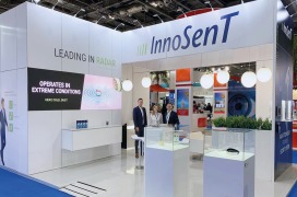 InnoSenT looks back on a successful IFSEC 2019
