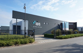 NEW IDIS EUROPEAN DISTRIBUTION CENTRE TO PROVIDE NEXT DAY DELIVERY AND AFTER-SALES SERVICE