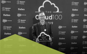 Forbes names Traction Guest a Rising Star in the Cloud 100 list
