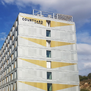 Courtyard by Marriott hotel prepares for Luton opening
