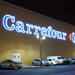 CARREFOUR JORDAN CUTS SHRINKAGE AND STRENGTHENS SAFETY AND SECURITY WITH NEW IDIS SOLUTION