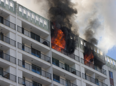 Fire Safety for Tall Buildings: Meeting BS 8629 with confidence