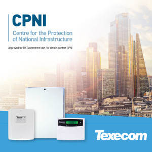 CPNI Accredited Control Panels & Peripherals