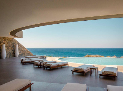Luxury Greek Resort Receives 5-Star Fire Protection