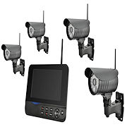 Digital Wireless Home Surveillance