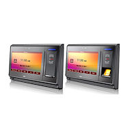RFID Fingerprint Access Control and Time Attendance with 7' touch screen, Android, Linux