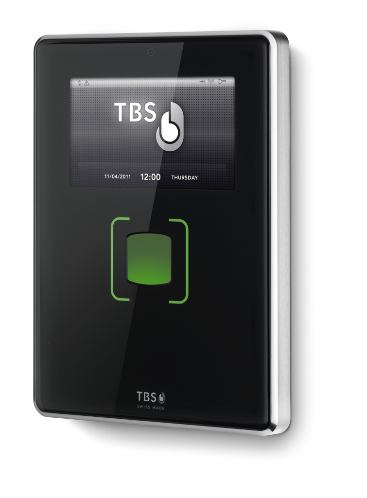 Touchless 3d Terminal Touchless Biometric Systems Ag