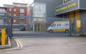Security Sliding Gates
