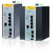 IE200 Series - Industrial Managed Switches