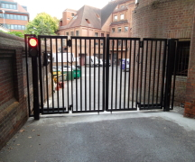 Hinged Swing Gates