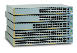 x510 Series Stackable Gigabit Edge Switches