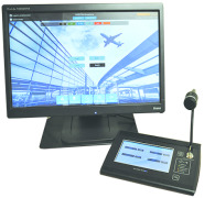 Large Format Touch Screen Control