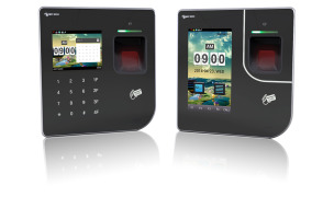 KJ-3500 Full Touch Screen Fingerprint Access Control & Time Attendance