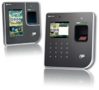 KJ-3500 Half Touch Screen Fingerprint Access Control & Time Attendance
