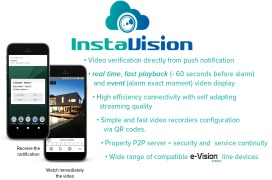 InstaVision video verification