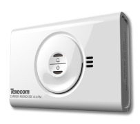 Premier Elite CO-W carbon monoxide sensor with Ricochet® Mesh Technology