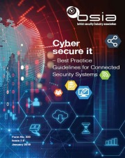 Cyber secure it - Best practice guidelines for connected security systems