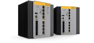 IE300 Series - Industrial Managed Switches