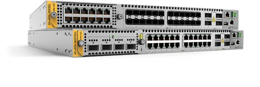 x950 Series - High Capacity Stackable Layer 3+ Switches