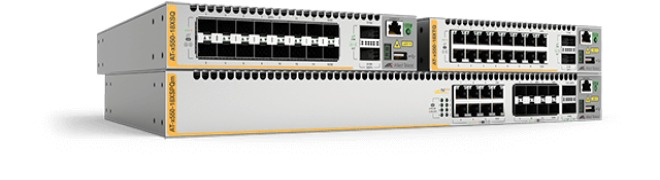 x550 Series - 10 Gigabit Layer 3 Stackable Switches