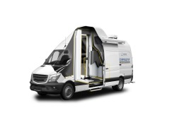 VAN-BASED MOBILE X-RAY SECURITY SCREENING UNIT CONPASS MIP
