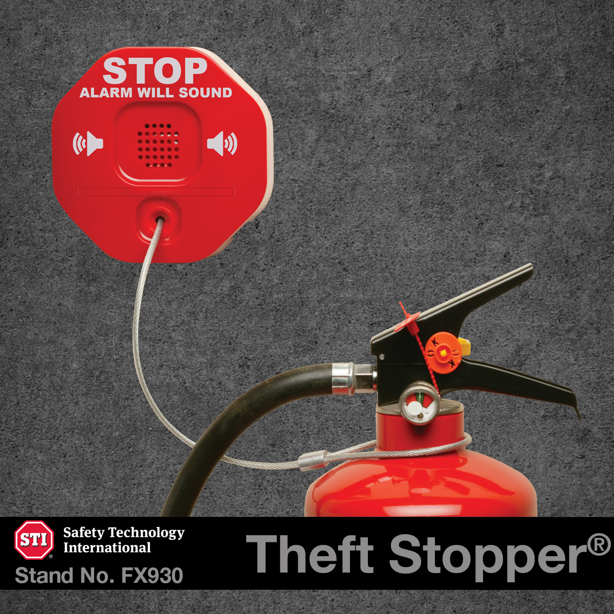 STI-6200 Theft Stopper ®