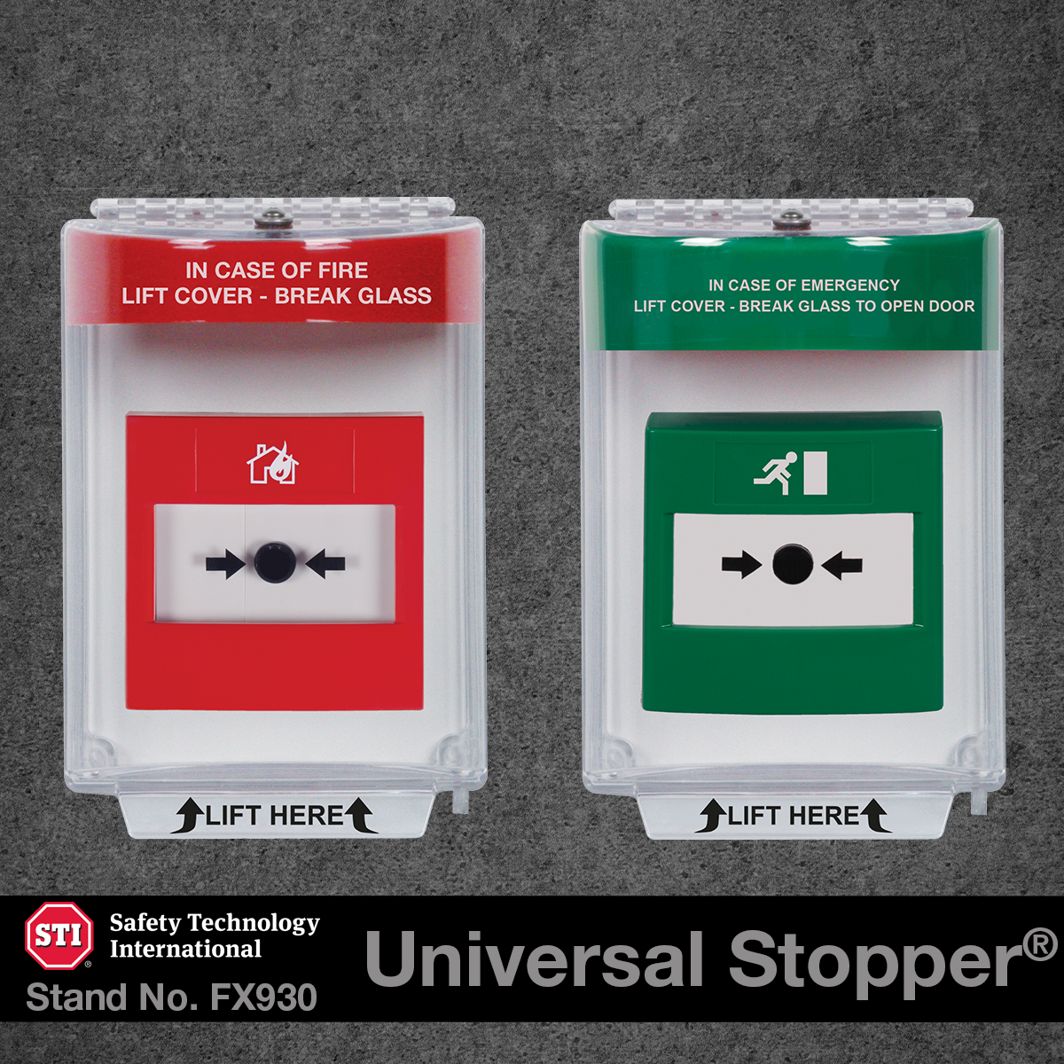 Sti Universal Stopper Safety Technology International Ifsec