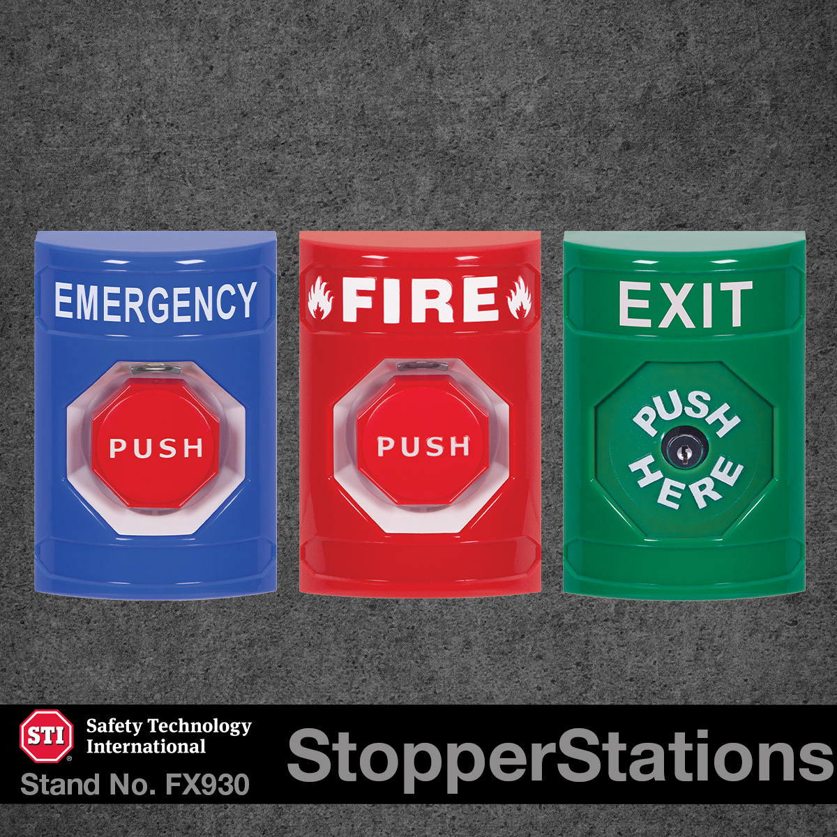 Stopper ® Stations