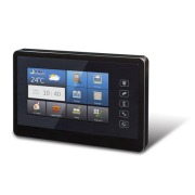 VTS-700P -- 7-inch SIP Indoor Touch Screen PoE Video Intercom
