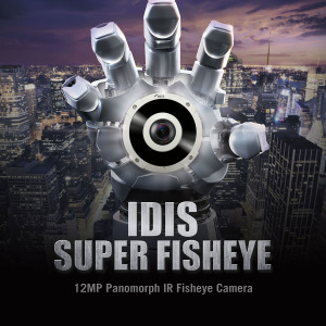 VIDEO: IDIS 12MP Super Fisheye