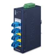IFB-244 Series --  Industrial 2-Channel Optical Fiber Bypass Switch