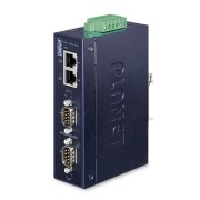 ICS-2200T -- Industrial 2-Port RS232/RS422/RS485 Serial Device Server
