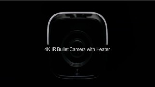 12MP IR Bullet Camera with a Built-In Heater (DC-T3C33HRX)