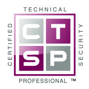 Certified Technical Security Professionals (CTSP)