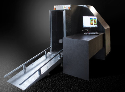 TR-STS Trolley Scanner