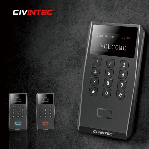 CRYSTAL OLED KEYPAD READER