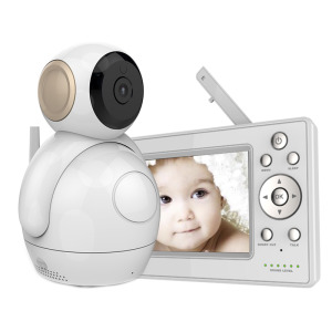 5 HD Rechargeable Li-battery baby Monitor