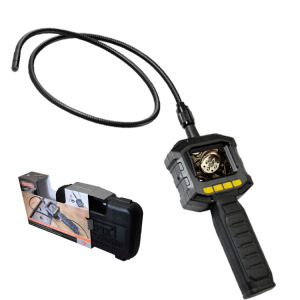 Inspection Camera With Color LCD Monitor