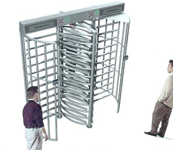 Full Height Turnstile Systems