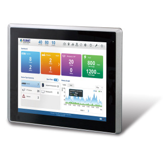 "NMS-1000V -- Universal Network Management Controller with LCD Touch screen (10""/12"")"