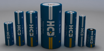 Li-SOCl₂ CYLINDRICAL BATTERY